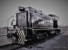 Calera Engine 2022 (Tofer Watts) Tags: train calera engine alabama black 2022