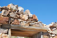 Nevada Sky (joeqc) Tags: nevada nv lincolncounty delamar aprilfool mine mining sky wood rock lincoln county canon t3i efs1855f3556isii abandoned forgotten ruin