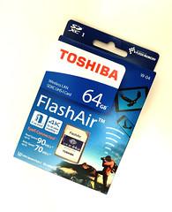 Toshiba FlashAir W-04 (dumell) Tags: toshiba flashair wifi wlan eyefi uhs wireless