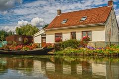 La maison  charmante (musette thierry) Tags: maison architecture photographie lieu eau fleuraison flower france gurushot gurushots