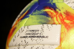 CONEXT19 OFFICIAL FIFA WOMEN'S WORLD CUP FRANCE 2019 ADIDAS OPENING MATCH KICK-OFF BALL, FRANCE VS KOREA REPUBLIC 14 (ykyeco) Tags: adidas足球球 アディダス 公式試合球 阿迪达斯足球 pallone ballon balon soccer football fussball spielball omb palla pelota 球ボール 공 bola мяч ลูกบอลكرة top adidas ball pilka matchball conext19 official fifa womens world cup france 2019 opening match kick off paris vs korea republic parc des princes