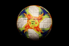 CONEXT19 OFFICIAL FIFA WOMEN'S WORLD CUP FRANCE 2019 ADIDAS OPENING MATCH KICK-OFF BALL, FRANCE VS KOREA REPUBLIC 10 (ykyeco) Tags: football fussball soccer ballon balon pallone アディダス spielball adidas足球球 阿迪达斯足球 公式試合球 ball official top fifa bola adidas pelota palla pilka 공 omb мяч matchball ลูกบอลكرة 球ボール conext19 world paris france cup republic kick korea off womens des match opening vs princes parc 2019