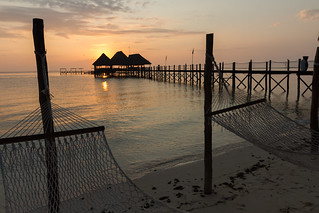 Jetty | Zanzibar Bay Resort