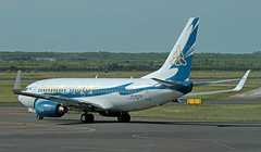 UP-B3725 UAAA 08-07-2019 Scat Air Company Boeing 737-7GL CN 37233 (Burmarrad (Mark) Camenzuli Thank you for the 24.1) Tags: upb3725 uaaa 08072019 scat air company boeing 7377gl cn 37233