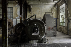 Compressor Room, BEL (*Sébastien Cors' / PicturWall / iLOVEyourHOME*) Tags: sébastien cors picturwall love your home canon 60d 10 mm 6d 1635 f4 irix 11 urbex exploration urbaine urban decay dark abandoned forgotten old lost place abandonné oublié désaffecté friche abbandonato incolto dimenticato verlassen vergessen brache geschlossen abandonado olvidado baldío lr lightroom hdr photomatix industrie industry industrielle industrial factory usine fabrique powerplant power plant compressor room be bel belgique belgium
