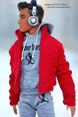 Ken (enigma02211) Tags: kensoccerplayer malefashiondoll 16scale sportswear mattel