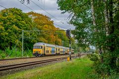 18/10/2019 | Wolfheze (SB-2013) Tags: ddar dubbeldekker ns nederlandse spoorwegen ddm wolfheze ede arnhem herfst trein stoptrein sprinter utrecht
