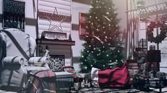 N609 Santa Claus Is Coming... (Tiffany's Blended Beauty Blog) Tags: anthem applefall canteven chezmoi circa dad dutchie hpmd jian kraftworks kustom9 merak mudhoney refuge serenitystyle tannenbaum tarte theloftaria