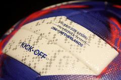 CONEXT19 TRICOLORE 19 OFFICIAL FIFA WOMEN'S WORLD CUP FRANCE 2019 FINAL ADIDAS MATCH KICK-OFF BALL, USA VS NETHERLANDS 13 (ykyeco) Tags: conext19 tricolore 19 official fifa womens world cup france 2019 final adidas match kick off ball usa vs netherlands lyon rapinoe morgan alex ussoccer adidas足球球 アディダス 公式試合球 阿迪达斯足球 pallone ballon balon soccer football fussball spielball omb palla pelota 球ボール 공 bola мяч ลูกบอลكرة top pilka matchball