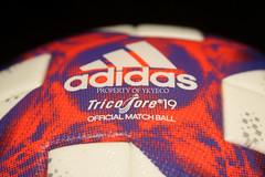 CONEXT19 TRICOLORE 19 OFFICIAL FIFA WOMEN'S WORLD CUP FRANCE 2019 FINAL ADIDAS MATCH KICK-OFF BALL, USA VS NETHERLANDS 12 (ykyeco) Tags: conext19 tricolore 19 official fifa womens world cup france 2019 final adidas match kick off ball usa vs netherlands lyon rapinoe morgan alex ussoccer adidas足球球 アディダス 公式試合球 阿迪达斯足球 pallone ballon balon soccer football fussball spielball omb palla pelota 球ボール 공 bola мяч ลูกบอลكرة top pilka matchball