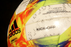 CONEXT19 OFFICIAL FIFA WOMEN'S WORLD CUP FRANCE 2019 ADIDAS OPENING MATCH KICK-OFF BALL, FRANCE VS KOREA REPUBLIC 12 (ykyeco) Tags: adidas足球球 アディダス 公式試合球 阿迪达斯足球 pallone ballon balon soccer football fussball spielball omb palla pelota 球ボール 공 bola мяч ลูกบอลكرة top adidas ball pilka matchball conext19 official fifa womens world cup france 2019 opening match kick off paris vs korea republic parc des princes