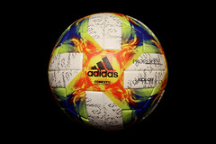 CONEXT19 OFFICIAL FIFA WOMEN'S WORLD CUP FRANCE 2019 ADIDAS OPENING MATCH KICK-OFF BALL, FRANCE VS KOREA REPUBLIC 03 (ykyeco) Tags: adidas足球球 アディダス 公式試合球 阿迪达斯足球 pallone ballon balon soccer football fussball spielball omb palla pelota 球ボール 공 bola мяч ลูกบอลكرة top adidas ball pilka matchball conext19 official fifa womens world cup france 2019 opening match kick off paris vs korea republic parc des princes