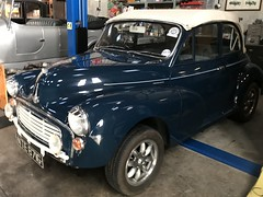 Morris Minor 1000 Convertible (McPheat_Automotive) Tags: morris minor convertible 1000