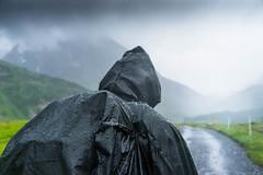 d o w n p o u r ([ I w a n ]) Tags: kandersteg bernesealps berneroberland hiking backpacking rain storm outdoor