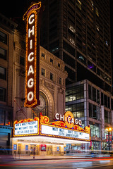 Wait wait…don't tell me! (sniggie) Tags: chicago chicagotheatre illinois cityscape downtownchicago nightphotography streetphotography waitwaitdonttellme 20thanniversary radioshow national public radio nationalpublicradio statestreet
