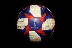 CONEXT19 TRICOLORE 19 OFFICIAL FIFA WOMEN'S WORLD CUP FRANCE 2019 FINAL ADIDAS MATCH KICK-OFF BALL, USA VS NETHERLANDS 02 (ykyeco) Tags: conext19 tricolore 19 official fifa womens world cup france 2019 final adidas match kick off ball usa vs netherlands lyon rapinoe morgan alex ussoccer adidas足球球 アディダス 公式試合球 阿迪达斯足球 pallone ballon balon soccer football fussball spielball omb palla pelota 球ボール 공 bola мяч ลูกบอลكرة top pilka matchball