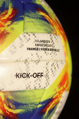 CONEXT19 OFFICIAL FIFA WOMEN'S WORLD CUP FRANCE 2019 ADIDAS OPENING MATCH KICK-OFF BALL, FRANCE VS KOREA REPUBLIC 13 (ykyeco) Tags: adidas足球球 アディダス 公式試合球 阿迪达斯足球 pallone ballon balon soccer football fussball spielball omb palla pelota 球ボール 공 bola мяч ลูกบอลكرة top adidas ball pilka matchball conext19 official fifa womens world cup france 2019 opening match kick off paris vs korea republic parc des princes
