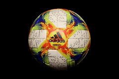 CONEXT19 OFFICIAL FIFA WOMEN'S WORLD CUP FRANCE 2019 ADIDAS OPENING MATCH KICK-OFF BALL, FRANCE VS KOREA REPUBLIC 07 (ykyeco) Tags: adidas足球球 アディダス 公式試合球 阿迪达斯足球 pallone ballon balon soccer football fussball spielball omb palla pelota 球ボール 공 bola мяч ลูกบอลكرة top adidas ball pilka matchball conext19 official fifa womens world cup france 2019 opening match kick off paris vs korea republic parc des princes