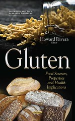 Gluten: Food Sources, Properties & Health Implications (Nutrition and Diet Research Progress) (smallpocketlibrary) Tags: free book bookspdf pdf medicine psychology ebook booksmedicine nutrition cosmos universe science physics technology astronomy neurology surgery anatomy biology chemistry mathematics university infographic picture photography animal wildlife fitness insects amazing wonderful incredibility beauty awesome nature smallpocketlibrary