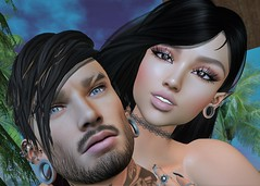 💋 Nous chez nous 💋 (Sydney Levee) Tags: couple amoureux lover avatars maitreya catwa catya slink daniel fashion fashionnatic alantori theskinnery vista animations giardina lêtre taox magnificent omega