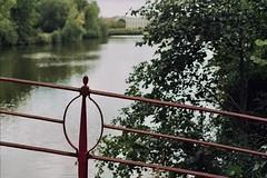 (Antía Davila) Tags: berlin germany park city urban landscape europe summer september 35mm film photography pentax k1000 analogic
