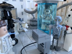My very own Hoth Echo Base Medical Bay with Corridor MOC - Inside the Medical Center (TheCreatorr) Tags: lego starwars legostarwars moc legomoc starwarsmoc legostarwarsmoc hoth echobase legohoth legoechobase legoafol theempirestrikesback legophoto