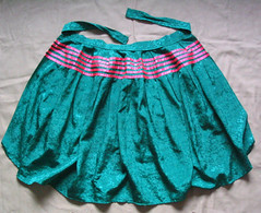 Maya Mexico Chiapas Delantal Apron Clothing (Teyacapan) Tags: ropa mexico chiapas aprons delantal tzeltal maya pamalha textiles