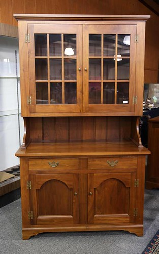 Clore 1-piece China Hutch ($1,064.00)