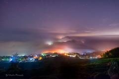 one night on the mountain in Taiwan (FollowingNature (Yao Liu)) Tags: ngc 阿里山 琉璃光 頂石棹 nightphotography clouds lights followingnature alishan