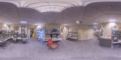 The IBM Museum - AS/400 Room - Click for 360 (TerryCym) Tags: ibm hursley ibmmuseum hursleyhouse as400 equirectangular 360 vr ptgui hdr museum panorama winchester