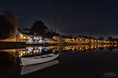 The Port Royal - Exeter (pm69photography.uk) Tags: theportroyal exeter devon quay reflections reflection boat river night nightsky southwest sony sonya7r3 sonya7riii ilovedevon ilce7rm3 sony24mm14gm 24mm