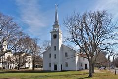 First Parish in Cohasset (Stephen St-Denis) Tags: cohasset massachusetts firstchurch unitarian universalist newenglandchurch norfolkcounty