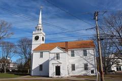 First Parish in Cohasset (Stephen St-Denis) Tags: cohasset massachusetts firstchurch unitarian universalist
