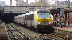 HLE CFL 3009 - L34 - LIEGE-SAINT-LAMBERT (philreg2011) Tags: cfl cfl3000 cfl3009 sncb nmbs trein train l34 ic111 liegesaintlambert liege ic2014100 ic2014111
