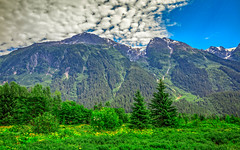 Coastal Mountains (http://fineartamerica.com/profiles/robert-bales.ht) Tags: canada forupload landscape places scenic alaska sea coast travel sky rock coastline nature tourism north mountains mountain summer vacation scenery beach tourist outdoor landmark hiking pacific british bright bc famous clouds woods northern columbia paradise highway america cliff picturesque peak range forest hyder steward britishcolumbia coastmountains pacificcoastranges highway37a robertbales
