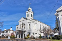 Second Congregational Church of Cohasset (Stephen St-Denis) Tags: cohasset massachusetts secondcongregationalchurch plymouthcounty newenglandchurch