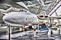 VICKERS VALIANT COSFORD (6) HDR (toowoomba surfer) Tags: coldwar hdr raf bomber aviation aircraft jet aeroplane museum airmuseum aviationmuseum
