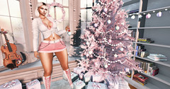 ★★ № 323 ★★ (Tit Ange) Tags: avatar secondlife sl fashion style moda mode virtual virtuel girl fille blogger blog mesh bento 3d event cosmopolitan adorsy
