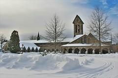 Saint Joseph Abbey - Spencer, Massachusetts (Stephen St-Denis) Tags: spencer massachusetts stjosephabbey monastery trappist worcestercounty