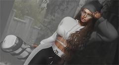 fine (tarja.haven) Tags: revoul asteria phoenix uber pants bustier corpsweat skins bomskin hair meshhair photography photo pixelart tarjahaven event avatar sl secondlife digitalart fashion virtual