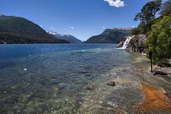 Nahuel Huapi Lake, Patagonia (StarCitizen) Tags: patagonia argentina lake mountains water summer beautiful trees waterfall