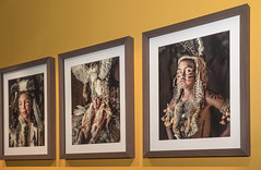 Dedicated to Jimmy Nelson, Mexico (E-C-K ART) Tags: jimmynelson nelson stockholm museum photography sweden modern portrait ethnic exhibition vernissage africa mexico tribal tradition
