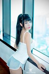 依霜 Yi Shuang (Alex_Cheng) Tags: 依霜 yishuang nikon d750 20191204 85大樓 民宿旅拍 kaohsiung 85 building