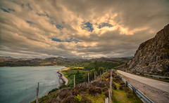 The A832 towards Gruinard beach, Scotland. (Alex-de-Haas) Tags: aurorahdr aurorahdr2019 bergen blackstone d850 gb greatbritain hdr irix irix11mm irixblackstone laide lightroom nikon nikond850 schotland scotland secondcoast skylum uk unitedkingdom berg cloud clouds coast highlands holidays hooglanden journey kust landscape landschaft landschap lucht mountain mountains nature natuur outdoor outdoors reis reizen roadtrip rondreis sea skies sky summer travel travelling vacation vakantie westcoast wolk wolken zee zomer achnasheen