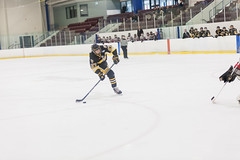 20191130-52 (TriciaMariePhotography) Tags: 27 bantam md majorbantam waterloowolves goal hockey penaltyshot