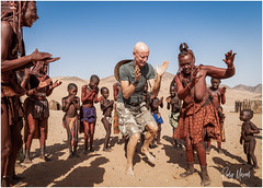 Socialising with the Himba People (RudyMareelPhotography) Tags: africa himba himbanamibia himbapeople namibia natgeotravel rudymareelphotography serracafema desert morning ngc travel travelphotography wanderlust flickrclickx flickr