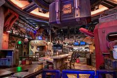 A Food Place (mwjw) Tags: hollywoodstudios disney disneyworld orlando florida wdw markwalter mwjw nikond850 nikon24120mm nightshot night longexposure galaxysedge