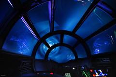 Blue Haze (mwjw) Tags: hollywoodstudios disney disneyworld orlando florida markwalter mwjw nikond850 nikon24120mm nightshot night longexposure galaxysedge