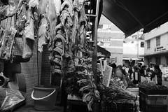 Market, Mong Kok, Hong King. by Leica M10-D, Leica Summicron 35mm F/2 7-elements (duncanwong) Tags: butcher meat local market kong homg kok mong screw ltm bayonet mount m pre prea preasph elements 7 f2 2 35mm summicron d m10 m10d leica