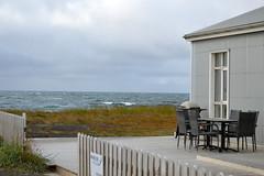 Guesthouse on the Arctic Ocean (Sotosoroto) Tags: iceland norðurland norðurlandvestra blönduós coast ocean arctic arcticocean húnafjörður brimslóð